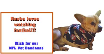 Click for Doggie Wear